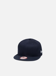 New Era - Cotton Snapback, Obsidian