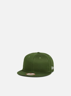 New Era - Cotton Snapback, Rifle Green 1