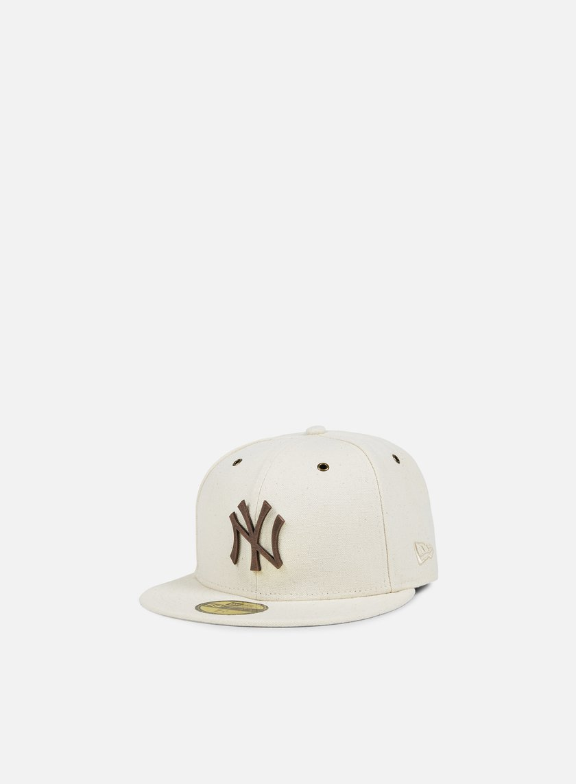 New Era - Crafted MLB Metal NY Yankees, Stone/Bronze