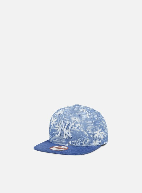 cappellini new era denim snapback ny yankees denim