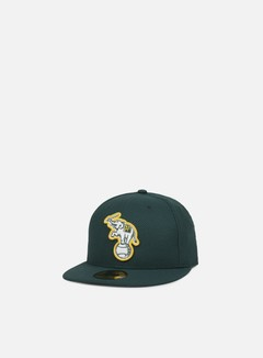 New Era - Diamond Era Authentic Oakland Athletics, Team Colors 1