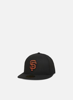 New Era - Diamond Era Authentic San Francisco Giants, Team Colors 1