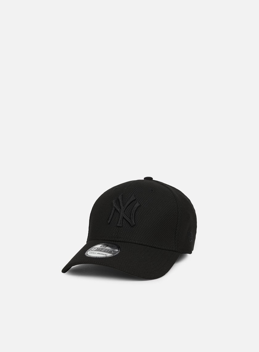 New Era - Diamond Era Stretch 39Thirty NY Yankees, Black