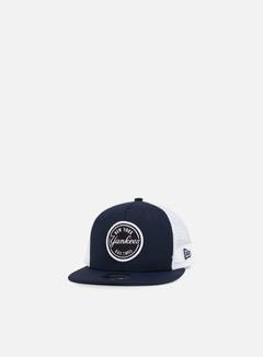 New Era - Emblem NY Yankees Trucker, Navy/White