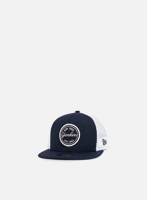 Outlet e Saldi Cappellini Snapback New Era Emblem NY Yankees Trucker