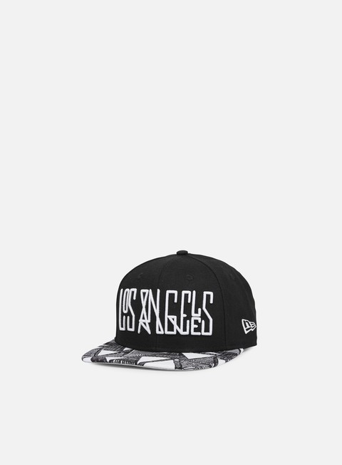 cappellini new era emea city future snapback los angeles black white