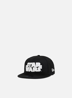 New Era - Emea Snapback Star Wars, Black 1