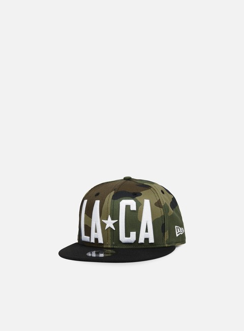 cappellini new era emea star code snapback los angeles woodland camo black