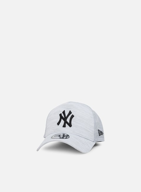 Outlet e Saldi Cappellini Visiera Curva New Era Engineered Fit 9Forty Snapback NY Yankees