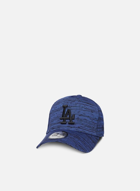 cappellini new era engineered fit a frame snapback los angeles dodgers light royal black