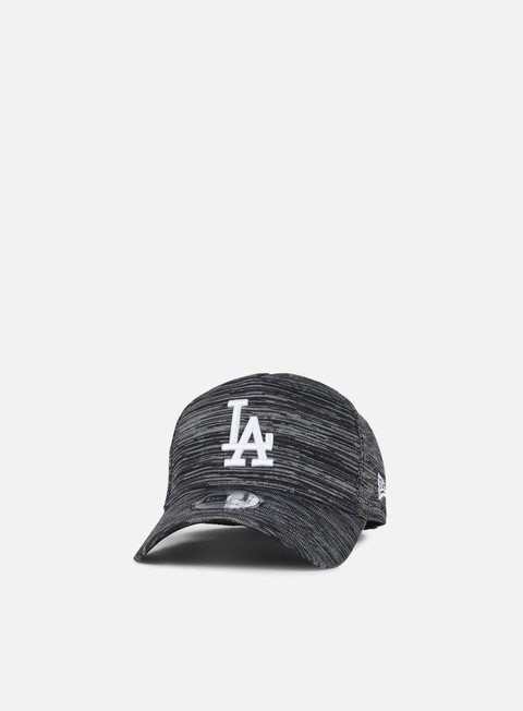 cappellini new era engineered fit snapback la dodgers grey black