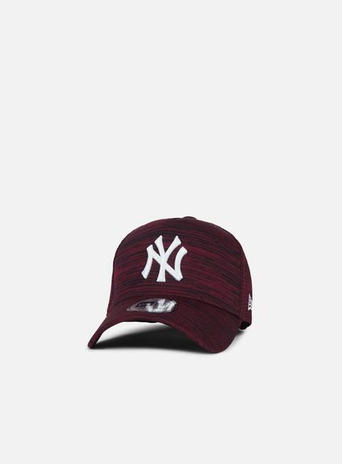 Outlet e Saldi Cappellini Visiera Curva New Era Engineered Fit Snapback NY Yankees