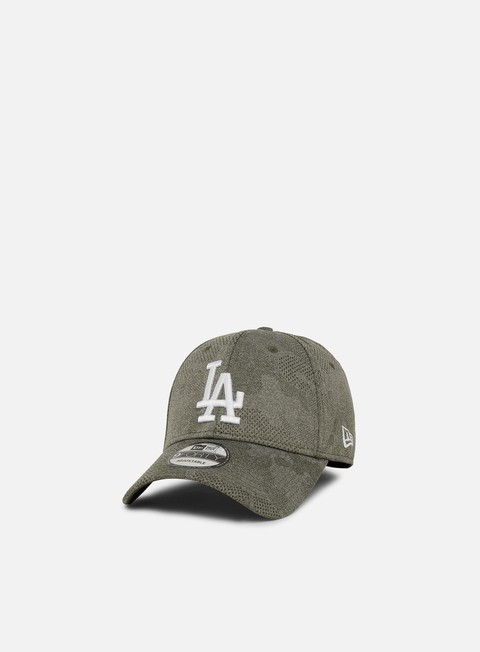 Outlet e Saldi Cappellini Visiera Curva New Era Engineered Plus 9Forty LA Dodgers