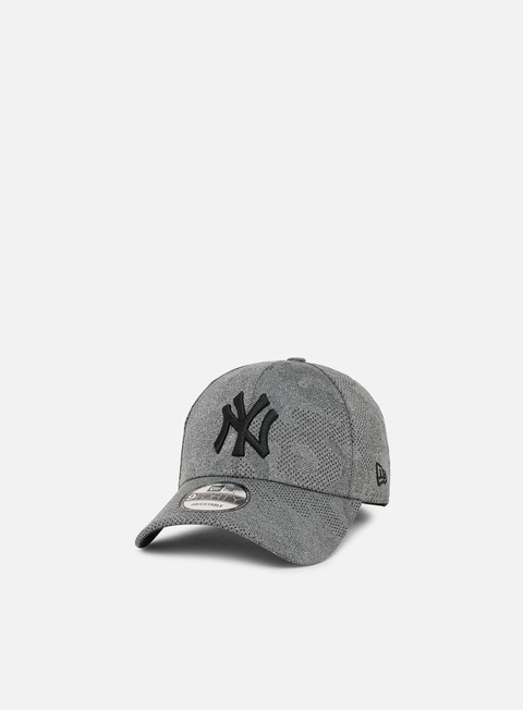 Outlet e Saldi Cappellini Visiera Curva New Era Engineered Plus 9Forty NY Yankees