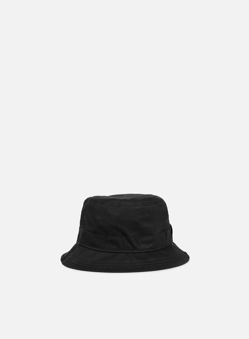 New Era - Essential Bucket Hat, Black/Black