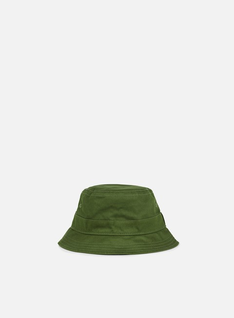cappellini new era essential bucket hat rifle green