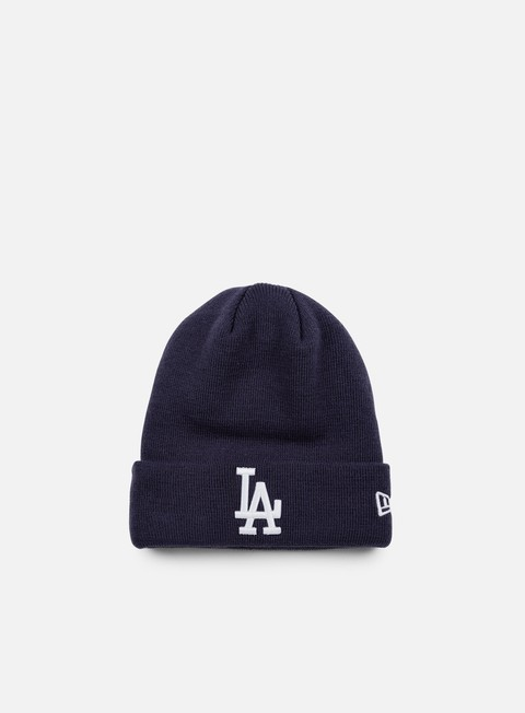 cappellini new era essential cuff beanie la dodgers royal