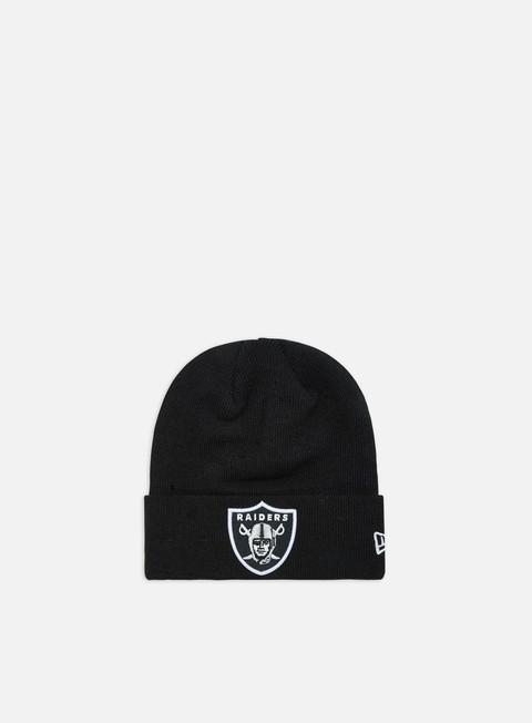 New Era Essential Cuff Beanie Oakland Raiders