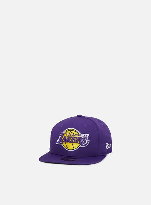 Outlet e Saldi Cappellini Snapback New Era Featherweight 9Fifty LA Lakers Snapback