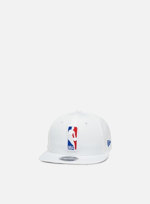 Sale Outlet Snapback Caps New Era Featherweight NBA Logoman 9Fifty Snapback