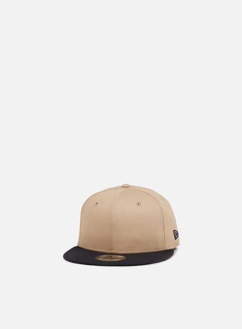 cappellini new era flag contrast snapback camel navy