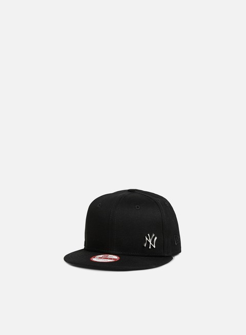 cappellini new era flawless metal snapback ny yankees black