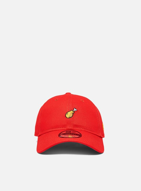 New Era Food Icon 9Twenty Chicken Drumstick Strapback