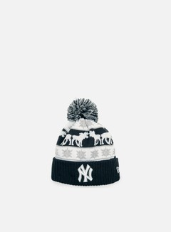 New Era - Holiday Intarsia Beanie NY Yankees, Team Colors 1