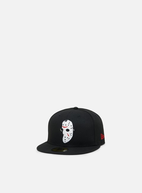 True Fitted Caps New Era Horror Pack 59Fifty Friday The 13th