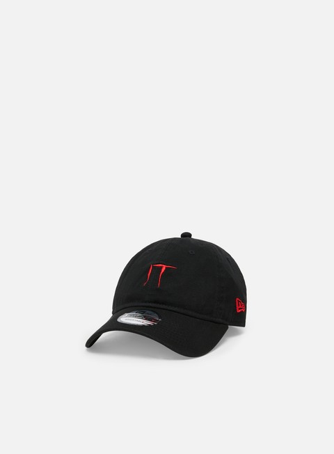 Curved Brim Caps New Era Horror Pack 9Twenty Cap It