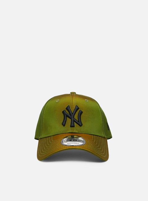 Curved Brim Caps New Era Hypertone 9Forty Strapback NY Yankees