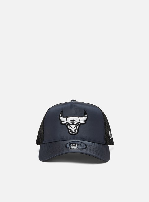 Cappellini Trucker New Era Hypertone Trucker Snapback Chicago Bulls