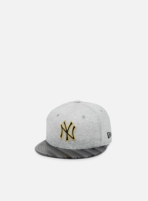 cappellini new era jersey stripe ny yankees grey black grey heather