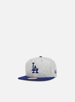 New Era - Jersey Team Snapback LA Dodgers, Grey/Team Colors 1