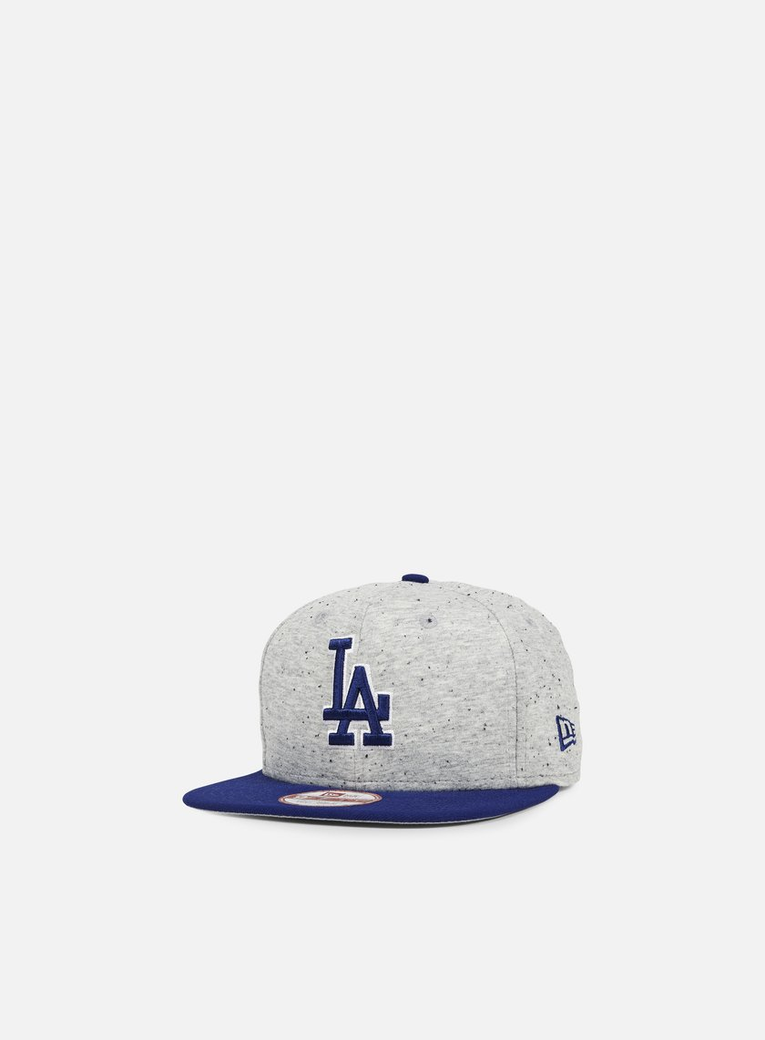 New Era - Jersey Team Snapback LA Dodgers, Grey/Team Colors