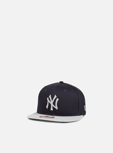 cappellini new era jersey team snapback ny yankees navy grey