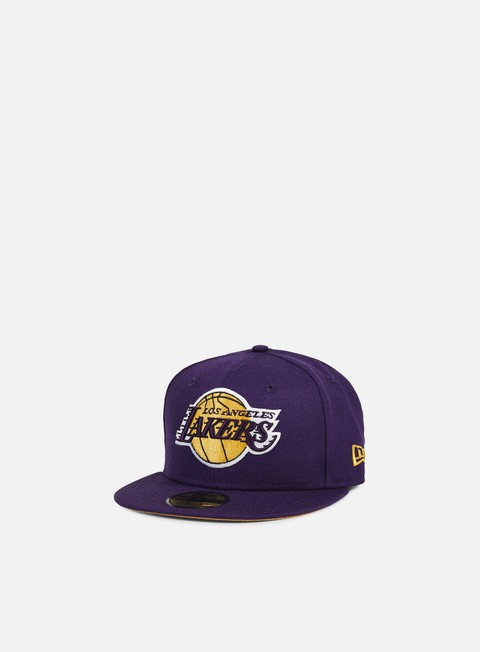 Outlet e Saldi Cappellini True Fitted New Era LA Lakers Kobe Bryant 20 Years