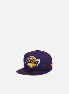 New Era - LA Lakers Kobe Bryant Jersey, Purple 1