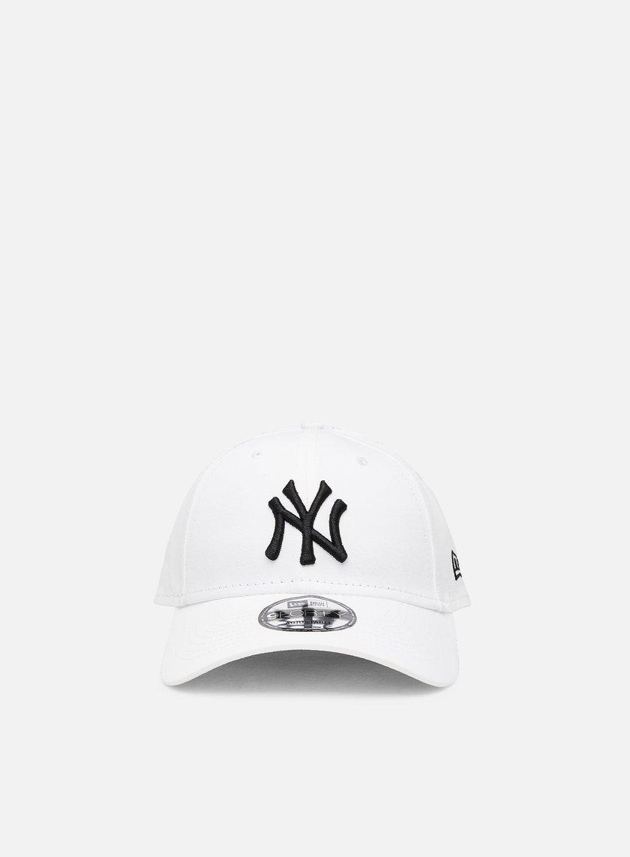 New Era League Basic 9Forty Strapback NY Yankees
