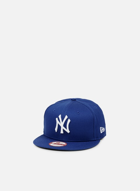 Outlet e Saldi Cappellini Snapback New Era League Basic Snapback NY Yankees