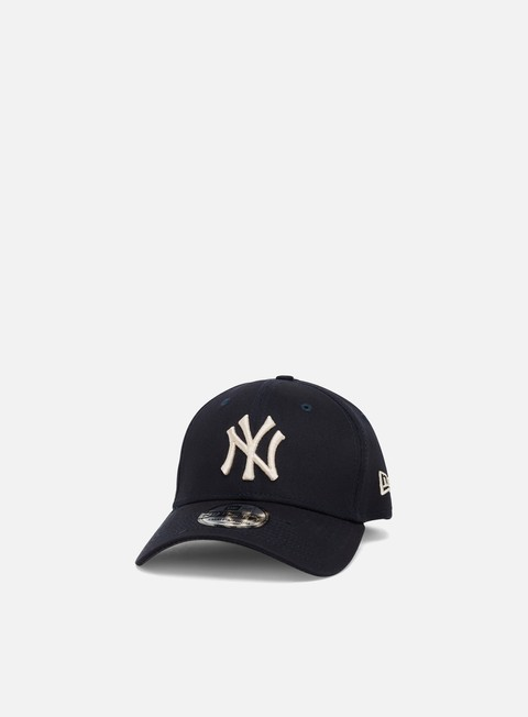 Cappellini Visiera Curva New Era League Essential 39Thirty NY Yankees