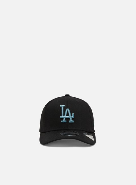 Outlet e Saldi Cappellini Visiera Curva New Era League Essential 9Fifty Snapback LA Dodgers