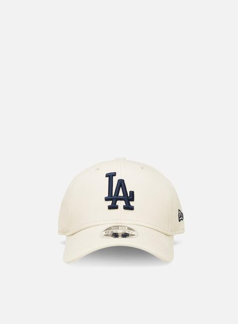 Curved Brim Caps New Era League Essential 9Fifty Snapback LA Dodgers