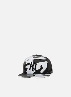New Era - League Essential 9Fifty Snapback NY Yankees, Camo/Black 1