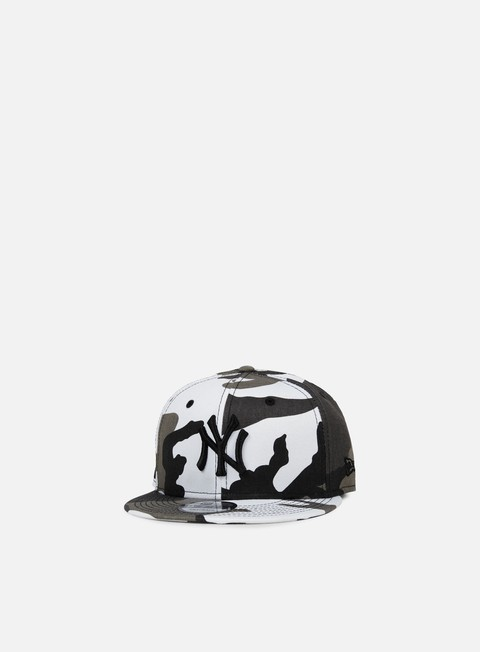 Outlet e Saldi Cappellini Snapback New Era League Essential 9Fifty Snapback NY Yankees