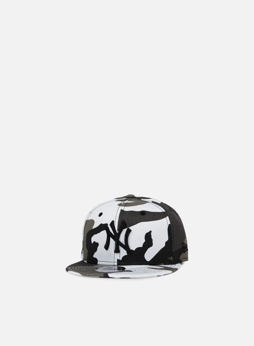 New Era - League Essential 9Fifty Snapback NY Yankees, Camo/Black