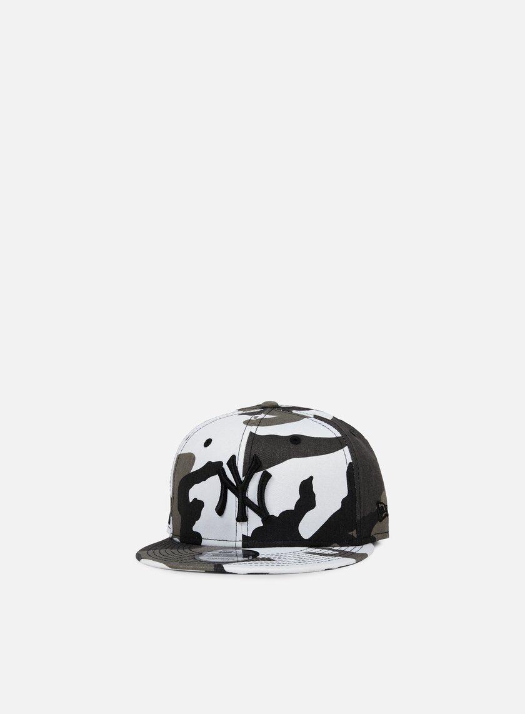 New Era - League Essential 9Fifty Snapback NY Yankees, Camo/Black