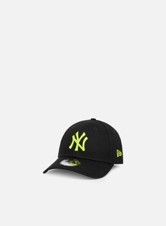 Cappellini Visiera Curva New Era League Essential 9Forty NY Yankees 14156096a932