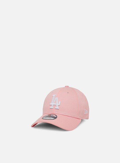 Outlet e Saldi Cappellini Visiera Curva New Era League Essential 9Forty Snapback LA Dodgers