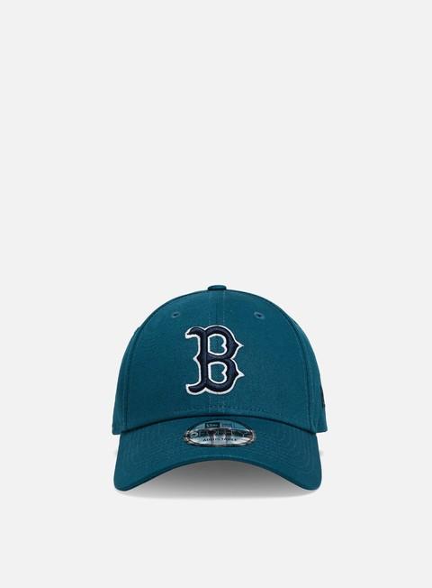 Cappellini con visiera New Era League Essential 9Forty Strapback Boston Red Sox